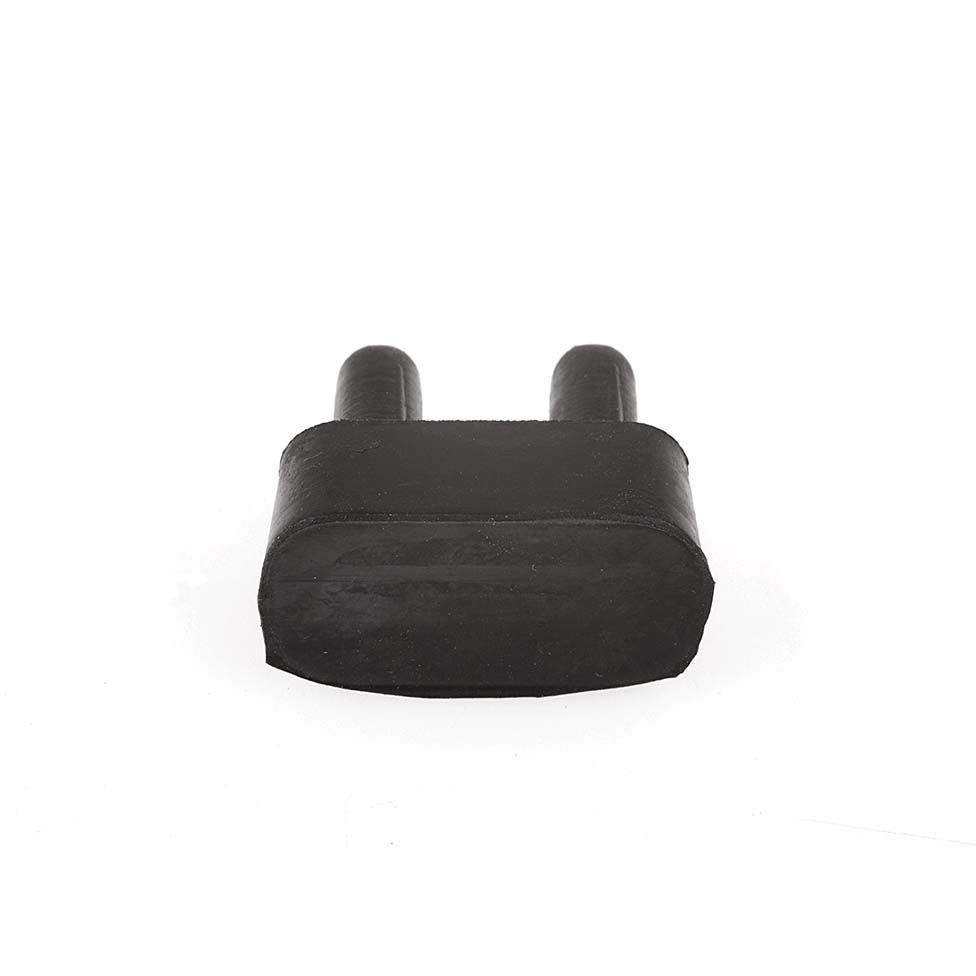 Door stop rubber bumper