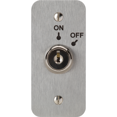 On/Off switch with Stainless BB